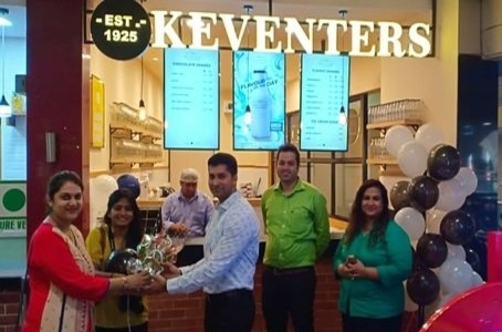 keventers Opening