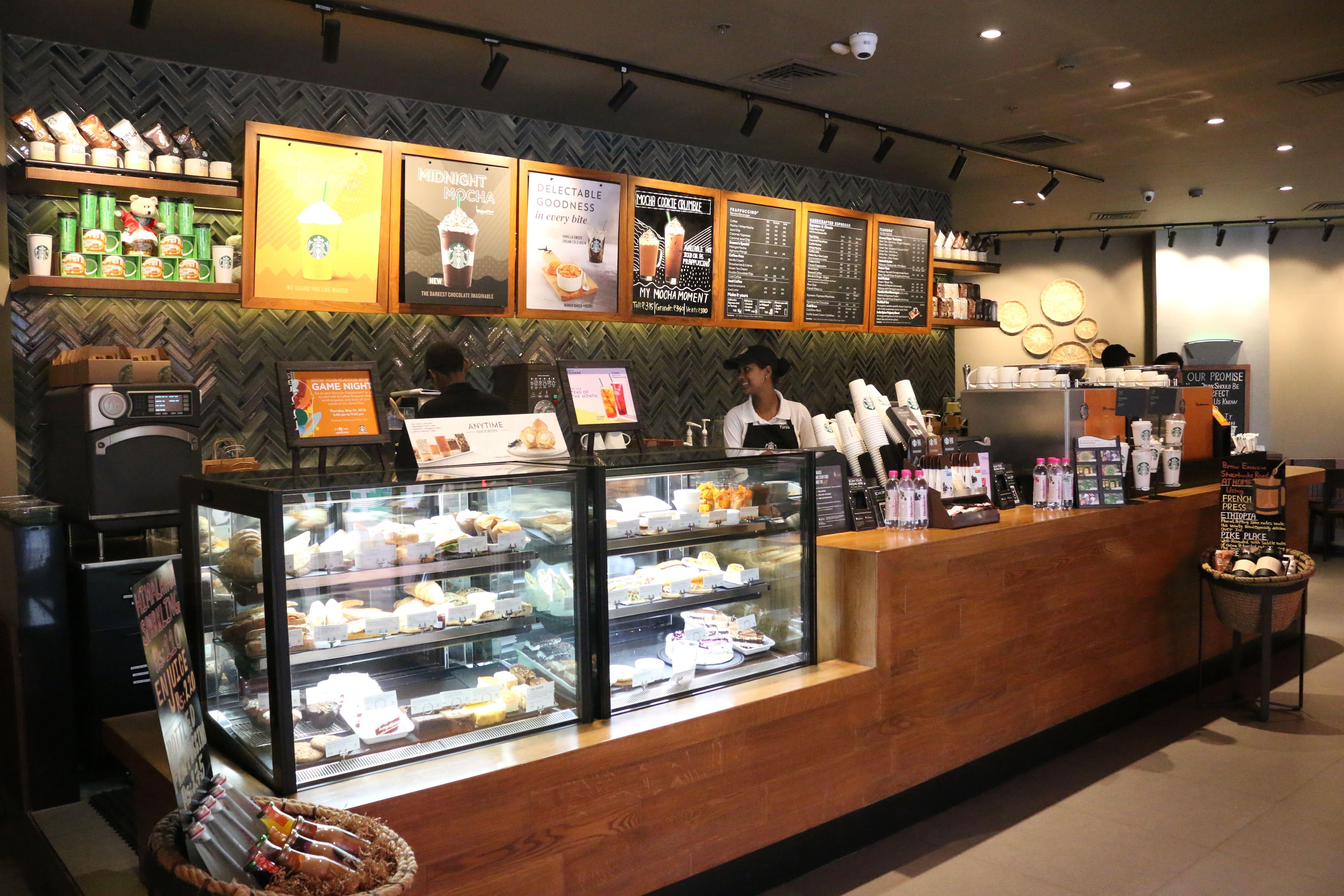 Starbucks Kandivali East
